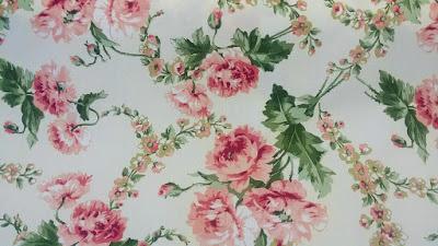Tessuti con fiori due bellissime occasioni antichit for Tessuti francesi arredamento