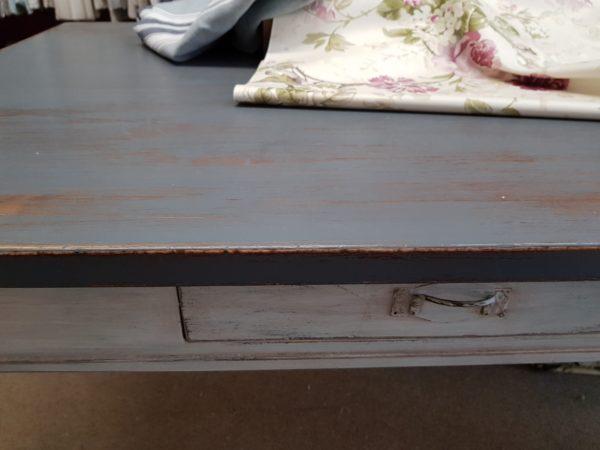 tavolone da pranzo legno shabby