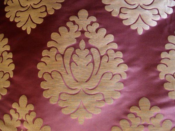 tessuto di seta stock prezzi bassi per tappezzerie