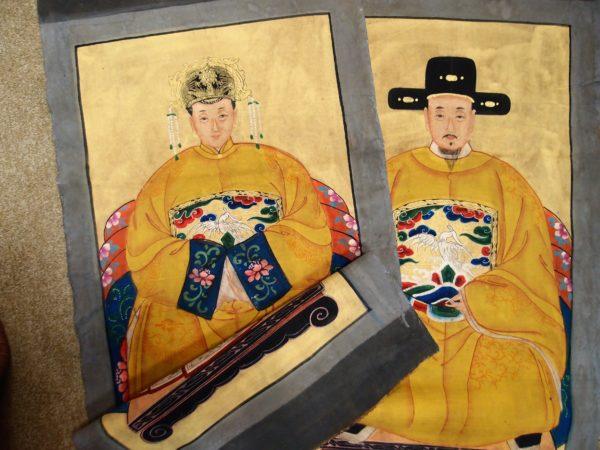 CINA CHINA ANCESTORS