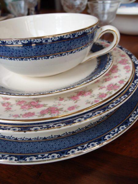porcellane antiche inglesi, servizio da tavola porcellana antica, bellini antichità rimini,