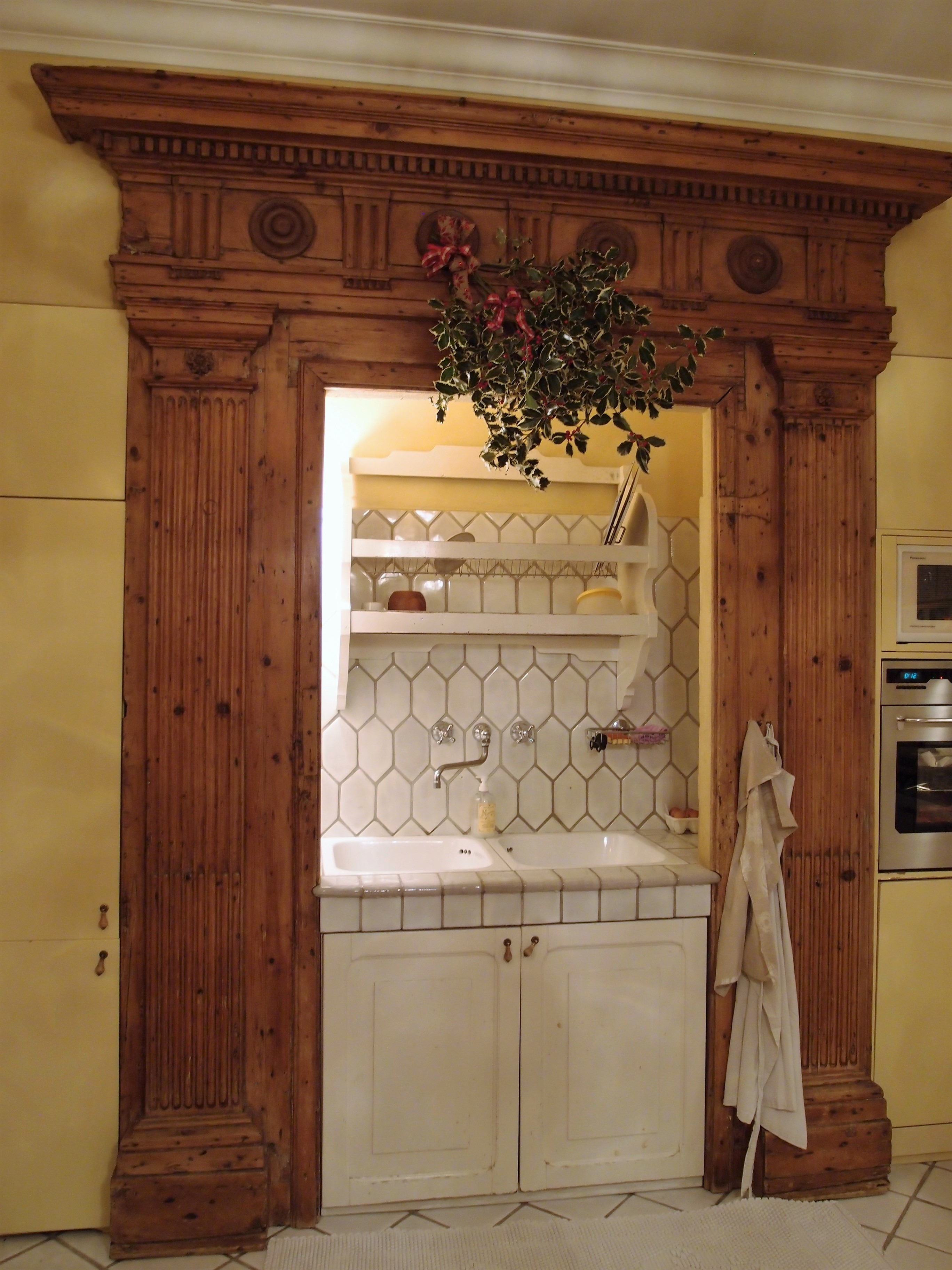La cucina salotto di Giuseppina. Una vocazione al bello part. 2 ...
