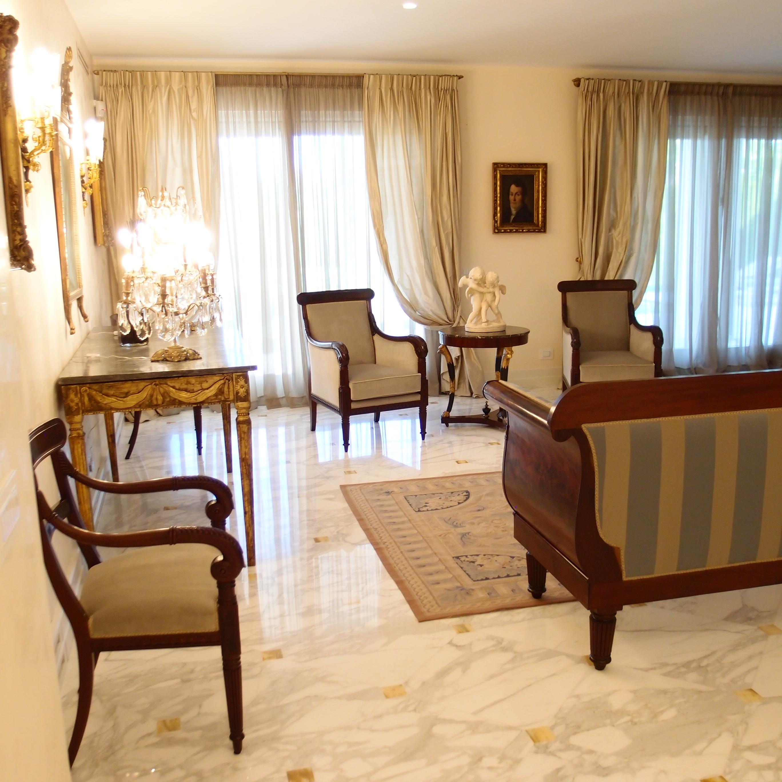 Beautiful a forte dei marmi la casa di gianna e marco part - Tappeti per ingresso casa ...