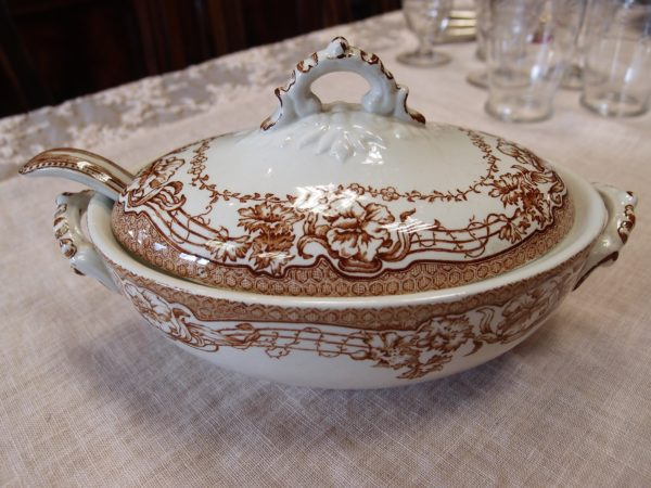 zuppiera porcellana