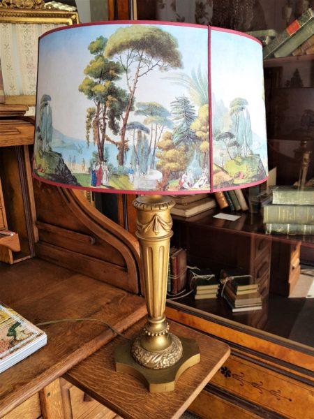 paralumi per lampade antiche