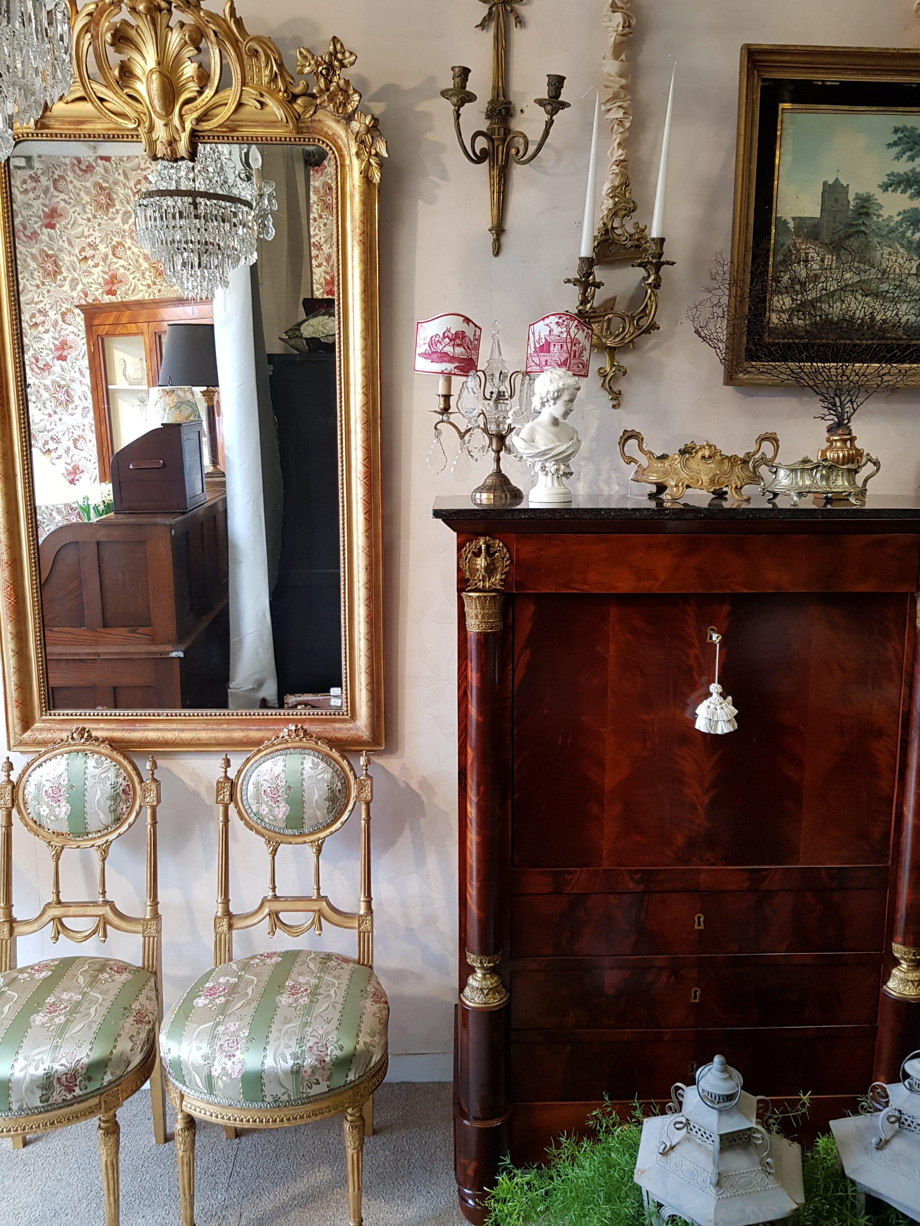 Primavera nel nostro negozio antichit bellini for Tessuti arredamento inglesi
